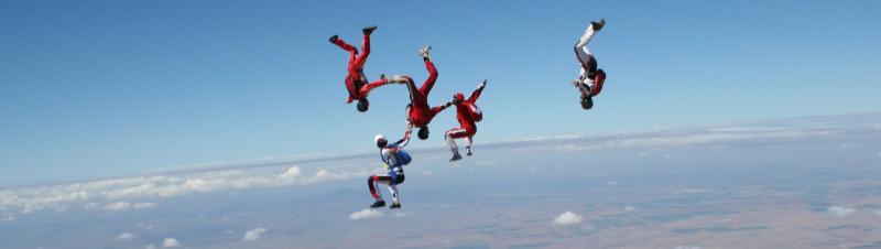 saut en parachute belgique